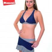 Etekli bikini - Şortlu bikini